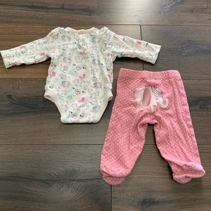💥3/$20💥 Baby Girl Outfit